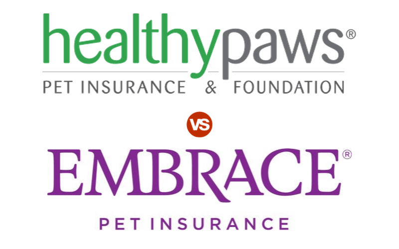 Healthy Paws vs. Embrace